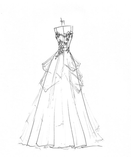 Design A Wedding Dress.Is Having A Wedding Dress Made Expensive And How Does It Work